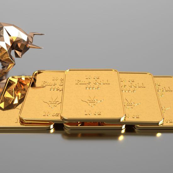 Offshore Gold Storage